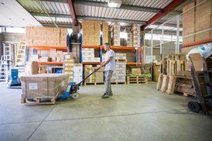 Halewood Chemicals warehouseload