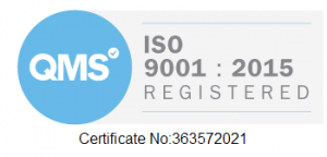 ISO 9001 Certificate Logo Halewood