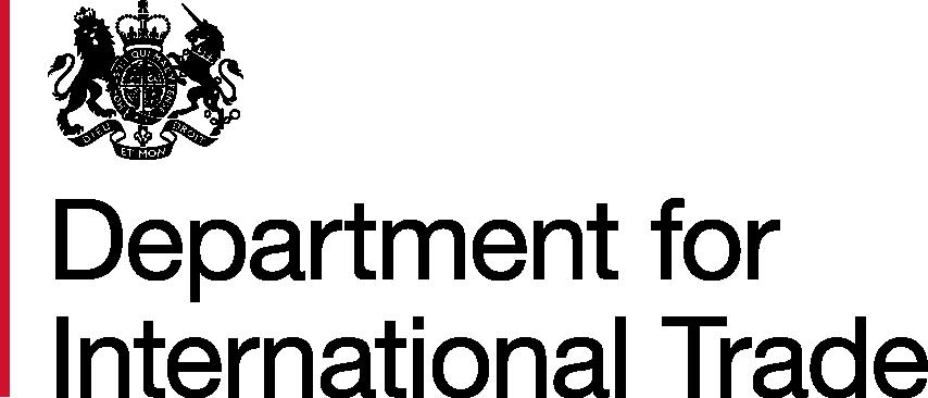 Department of Trade Logo