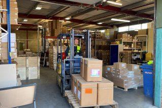 Image 2.2 - Halewood Warehouse